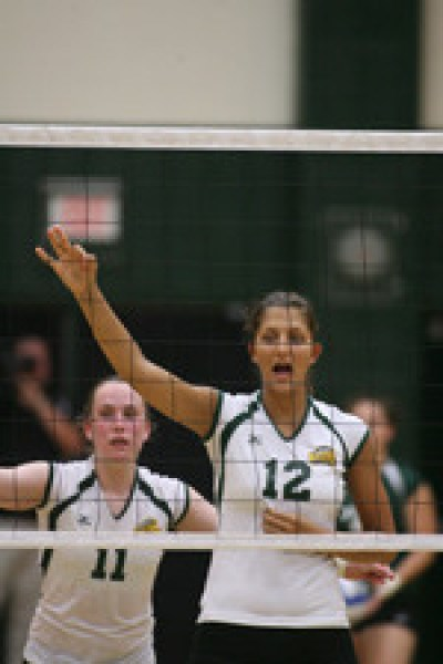 Womens Volleyball Announces 2008 Season Schedule