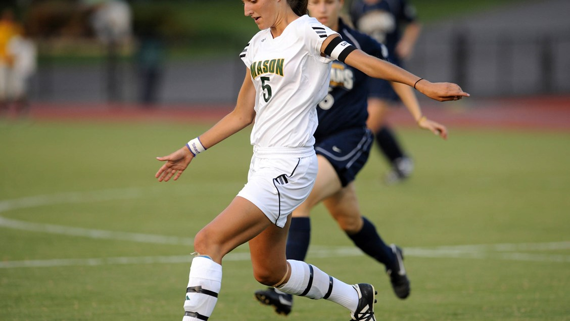 Women's Soccer to Host Pair of CAA Matches This Weekend
