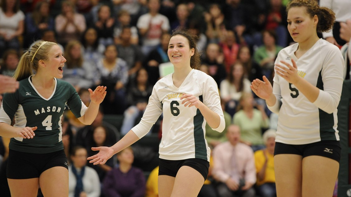 Women's Volleyball Begins 2011 Campaign in Nation's Capital Friday