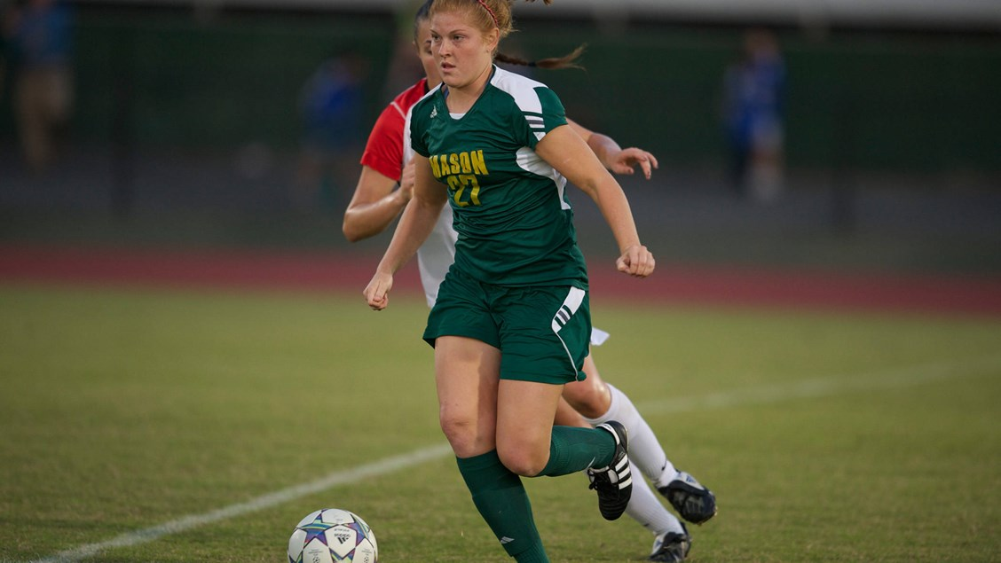 d906ae7c Women's Soccer Plays to 1-1 Draw at Drexel in CAA Opener - George ...