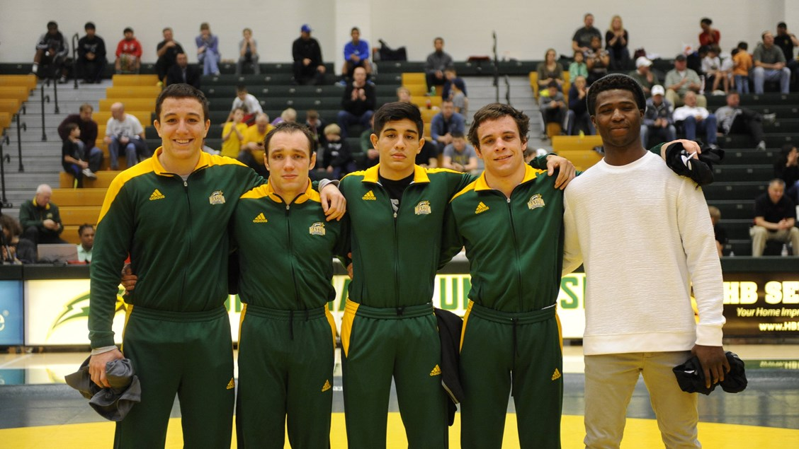 Rodriguez and Roulo Win on Senior Day as Mason Falls to American