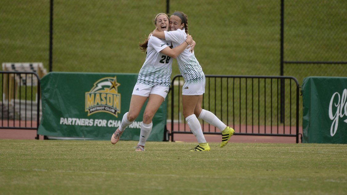 Erin Mitchell's Goal Lifts Patriots to Senior Day Victory